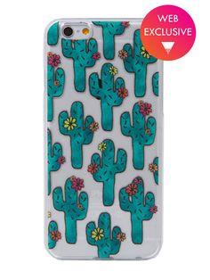 iPhone 6/6S Cactus Case