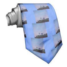fortress clocktower neck ties
