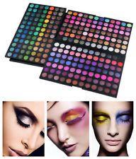 Full 252 Color Eye Shadow Makeup Cosmetic Shimmer Matte Eyeshadow Palette Set