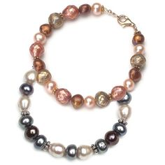 """""""Classic concepts: Simply pearls"""" by Anne Nikolai Kloss."""