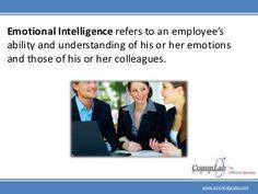 Skills For Developing Emotional Intelligence