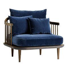Product: &tradition Fly fauteuil SC1 Ontwerper: Space Copenhagen Herkomst: Denemarken Jaartal: - Prijs: €1.694,00