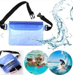 Cheap swimming bag, Buy Quality waterproof dry bag swim directly from China sport swim bags Suppliers: Hot Sale Diving Shoulder Bag Swimming Bag Dry Waterproof Pockets Beach Surf Diving Waist Bag Sports Bags For Mobile Phone Scuba Diving Equipment, Waist Pack, Cute Bags, Beach Trip, Videos, Shopping Bag, Gym Bag, Surfing, Like4like