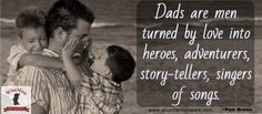 So true! ||#Dad #Relationship #Parents #Family #Love #Responsibility