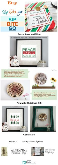 Picture yourself sprinkling festive holiday art around the house so people feel the holiday spirit in every room. Imagine loved ones as they are greeted in your entryway with this cheery holiday art.
