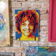 Mosaico Fotográfico celebrando minha volta!!! | Além da Rua Atelier