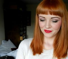 Emily Has Dimples: P.S. I'm now a ginge