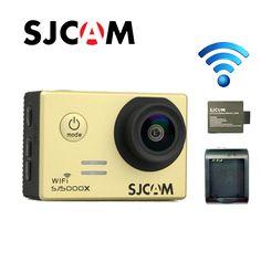 $148.89 (Buy here: http://appdeal.ru/crtl ) Free shipping!! Original SJCAM SJ5000X Elite WiFi 4K 24fps Helmet Gyro Sport Action Camera +Extra 1pcs Battery+Battery Charger for just $148.89