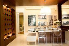 Apê de 75 m² tem projeto de decoração de Camila Klein
