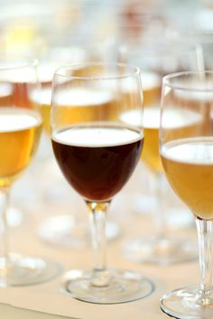 Sour beers have become more available since the tasting panel last reviewed them in 2011. These are our favorites. (Photo: Tony Cenicola/The New York Times)
