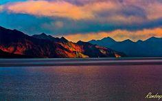 Pangong Lake,Leh-Laddakh,India., via Flickr.