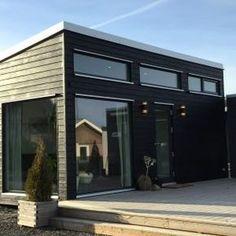 Visningshus 25 m2 – Familjehus: Huvudsida