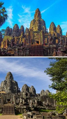 Angkor Wat is probably one of the most visited places in the whole of Asia. It's becoming more popular as years go by especially after it has been Tomb Raider Movie, Cheap Holiday, Siem Reap, Angkor Wat, Most Visited, Asia Travel, Archaeology, Travel Ideas, Backpacking