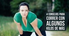 Si tienes sobrepeso y quieres comenzar a correr, no puedes dejar de leer esta guía paso a paso para lograrlo.