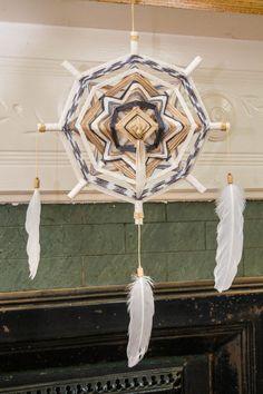 Dreamcatcher Mandala Ojo De Dios œil de Dieu par RogueArrowsNY