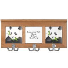 Panda Bear Coat Racks