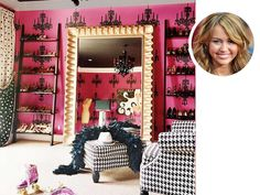 Blog da Heleninha: O closet das famosas  Hanna Montana