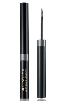 Lancôme Artliner 24H Precision Point Eyeliner in Chrome, $30, lancome-usa.com.   - HarpersBAZAAR.com