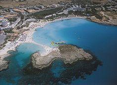 chypre plage - Nissi beach