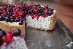 21 obrázkových triků s těstem, díky nimž bude i pečení zábavou Raw Cheesecake, Star Cakes, Healthy Deserts, Something Sweet, Raw Food Recipes, Quick Easy Meals, Delish, Sweet Tooth, Food And Drink