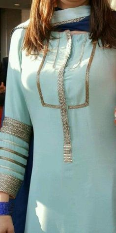 Beautiful #Kameez, Details