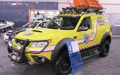 How would you go about a rally-raid, dakar-style project? Subaru Forester Xt, Subaru Wrx, Honda Crv 4x4, Little Truck, Rescue Vehicles, Subaru Outback, Search And Rescue, Emergency Vehicles, Offroad