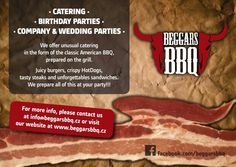 Hi...do you want some BBQ in Prague or anywhere in Czech rep.???