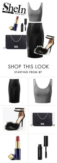 """""""SheIn 9/10"""" by zina1002 ❤ liked on Polyvore featuring Doublju, Estée Lauder and Bobbi Brown Cosmetics"""