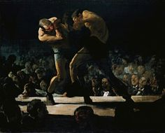 the art of boxing - George Bellows