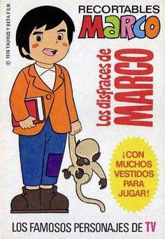 Disfraces de Marco #0