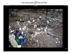 the colours of pollution - Created on Tactilize