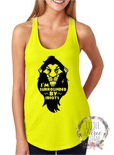 Check out this item in my Etsy shop https://www.etsy.com/listing/288158015/disney-tank-top-disney-villain-shirt