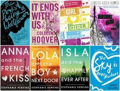 Enter this giveaway for a chance to win 8 great YA books. Good luck!          a Rafflecopter giveaway       The winner will be notif...