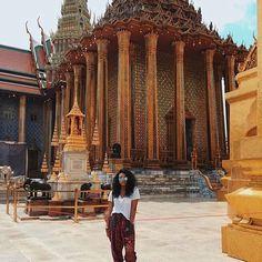 Muse. @jade.monet // Bangkok Thailand. #travelnoire #bangkok