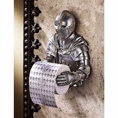 Interesting and Themed Toilet Paper Holder Models ~ NEW BATHROOM DECOR