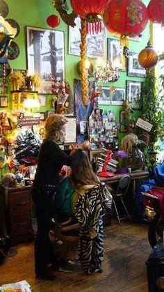 Cameron's Salon, Cumberland BC awesome affordable haircuts!
