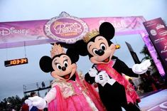 Disney's Princess Half Marathon - What to Expect, and What to do to Succeed (and Have Fun, too)!
