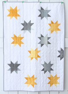 Ombre Sunshine Quilt                                                                                                                                                                                 More