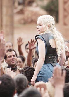 Game of Thrones: Daenerys Targaryen, Destroyer of Chains!
