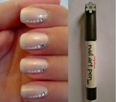 Have your Dream Wedding: Nail Art Design for Brides