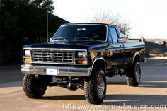 Ford F250 4x4 1984