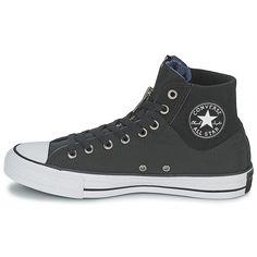 Basket montante Converse CHUCK TAYLOR ALL STAR MA-1 ZIP Noir