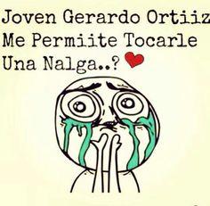 Joven Gerardo Ortiz Me Permite Tocarle Una Nalga..? ♥