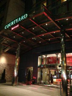 Courtyard by Marriott 2 Year Anniversary April 2014 Soho Hotel, April 21, Manhattan, Hotels, Anniversary, Nyc, New York, New York City