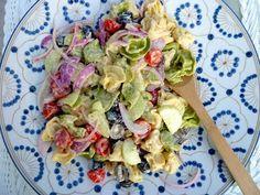 Tortellini Pasta Salad - Our Best Bites
