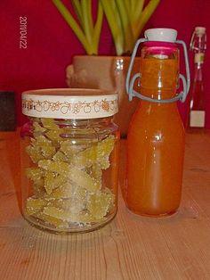 Kandierter Ingwer und Ingwer - Orangensirup, ein beliebtes Rezept aus der Kategorie Frucht. Bewertungen: 54. Durchschnitt: Ø 4,4.