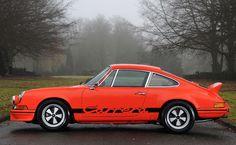 1973 Porsche 911 Carrera 2.7 RS Lightweight