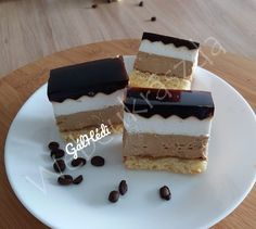 Eat Pray Love, Cake Bars, Hungarian Recipes, Confectionery, Cake Cookies, Oreo, Food And Drink, Cooking Recipes, Sweets