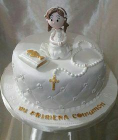 Cake primera comunion