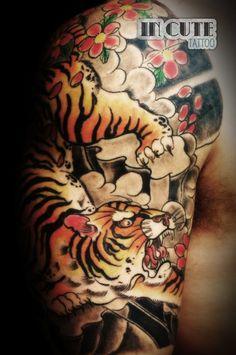 Tigre At In Cute Estúdio de Tatuagem. Rua Cardeal Arcoverde, 1905 11 3031-2531
